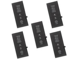 5 Pack lot set of Battery for Apple iPhone 8+ 8 Plus 616-00367 A1864 A1897 A1898