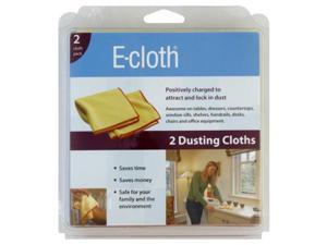 E-Cloth 1140698 Dusting Cloth 2 Pack