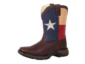 quality design c490e a2661 Durango Western Boot Boys 8