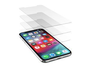 Survivor Glass Case Compatible with iPhone X (Clear)