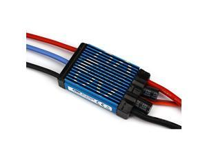 80-Amp Pro SB Brushless ESC, EC5(V2 EFLA1080B E-FLITE