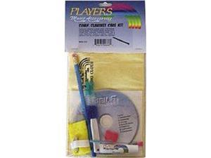 Players Products MKHCC Clarinet Care Kit W/Header MKHCC PLAYERS PRODUCTS