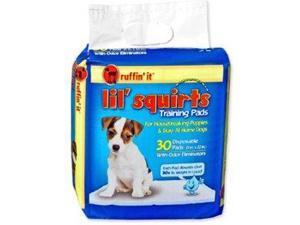 30Pk Lil Squirt Training Pads Westminster Pet Pet Supplies 82030 076158820302