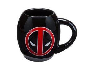 Vandor  Marvel Deadpool 18 oz. Oval Ceramic Mug