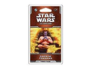 Star Wars LCG: Chain of Command Force Pack Card Game FFGSWC20 Fantasy Flight Games