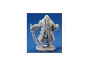 Barnabus Frost, Pirate Captain (1) Miniature REM77132 Reaper
