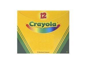 CRAYOLA BULK CRAYONS 12 COUNT RED 52-0836-038 Crayola