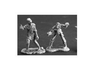 Billy & Earnest, Zombies (2) Miniature REM03604 Reaper
