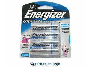 Energizer Ultimate Lithium Batteries , Aa -