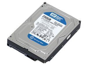"""WD WD2500AAKX 250GB 3.5"""" 7200RPM/16MB SATA 6Gbs Caviar Blue"""