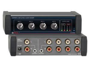 EZ Stereo Line-Level Audio Mixer