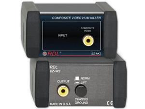 Composite Video Hum Killer