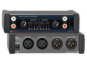 EZ Audio Format Balanced - Unbalanced Converter