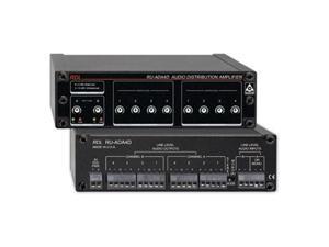 1X4 Stereo Or 1X8 Mono Audio Distribution Amplifier