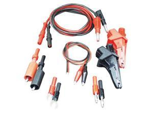 B&k Precision Power Supply Test Lead Kit,60 In. L  TLPS