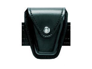 Safariland 306-7-2 Black Plain Opentop Full Sheath Strion Flashlight Pouch