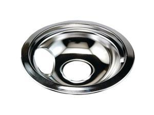 Stanco 750-8 Whirlpool Chrome Replacement Drip Bowl - 8""