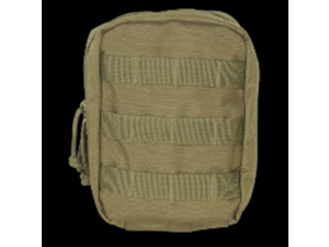 Voodoo Tactical 20-721104000 OD Green Utility Pouch
