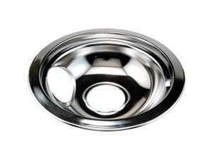 "Stanco 751-6 Whirlpool Kitchen Stove 6"" Chrome Replacement Drip Bowl"