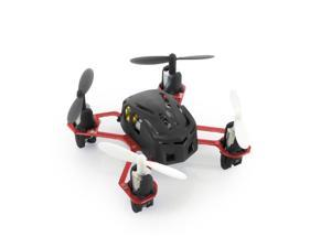 Hubsan Q4 H111 Nano 4-Channel RC Quadcopter with 2.4Ghz Radio System - Black
