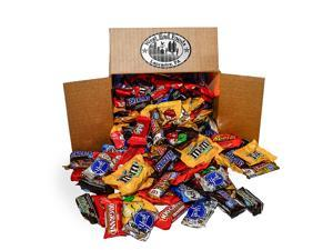 Assortment of Chocolate Halloween Candy (5.6 lb Bag)