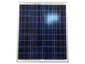 70watt Poly-crystalline Solar Panel Aluminum Frame For 12V system MC4 Connector