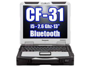 Panasonic Toughbook CF-31 i5-2540M 2.6GHz 320GB Hard Drive 4GB Ram Windows 7