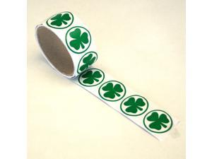 Shamrock Roll Stickers