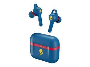 Skullcandy Indy Evo 92 Blue True Wireless Bluetooth Headphones