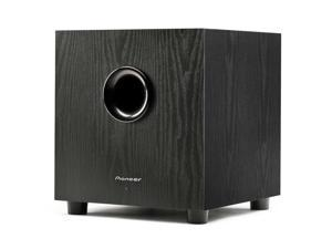 Pioneer SW 8MK2 Andrew Jones Designed 100 Watt Powered Subwoofer