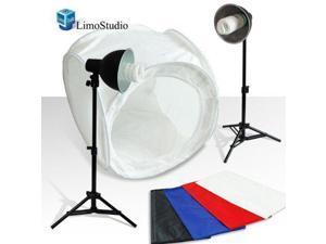 LimoStudio Acrylic Black Display Table for Table Top Photography Studio Tent AGG836