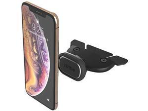 iottie itap 2 magnetic cd slot car mount holder cradle iphone xs max r 8/plus 7 plus samsung galaxy s9 s8 s7 plus edge note 9 8