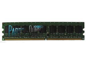 310-4987 4GB 2x 2gb PC2-3200R DDR2 Dell PowerEdge Dell Precision Memory RAM