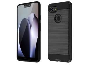 Cases, Covers & Skins Enthusiastic Google Pixel 3 Case 9h Tempered Glass Back Cover Tough Protector Anti Shock