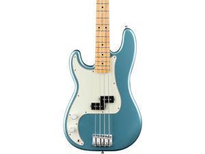 Fender Player Precision Bass Maple Fingerboard Left-Handed Tidepool