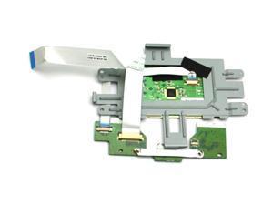 48.4V606.011 60.4V608.001 Acer Laptop Touchpad AND Button Boards W/ Frame & Cables Assembly 920-000707-01 Laptop Palmrest Touchpad Assembly