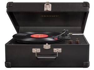 Crosley Radio Keepsake Portable USB Turntable, Black - CR6249A-BK