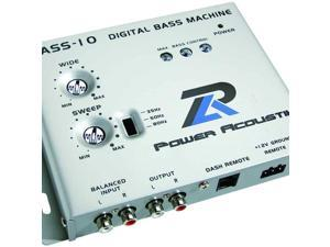 POWER ACOUSTIK BASS-10C BASS-10C Digital Bass Machine