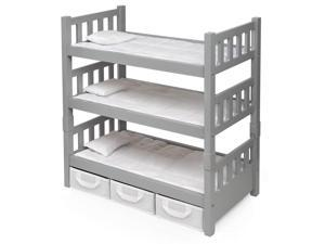 Convertible Doll Bunk Bed