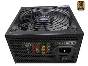 TOPOWER TOP-800WB 800W EPS12V/ATX12V v2.3 SLI Ready, CrossFire Ready, 80 PLUS BRONZE Certified, Full Modular Active PFC Power Supply