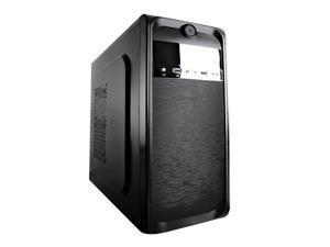 BitFenix Shinobi Black Steel / Plastic ATX Mid Tower Computer Case -  Newegg com