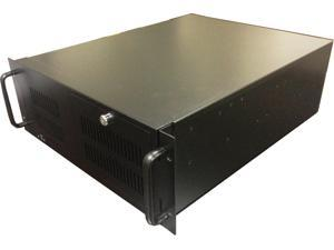 TOPOWER TP-4054B 4U BLACK RACKMOUNT CASE