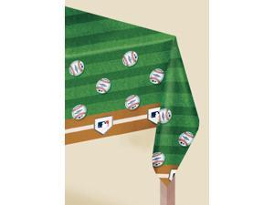 Major League Baseball Plastic Tablecover