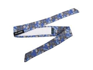 HK Army HostileWear Headband Skull - Blue