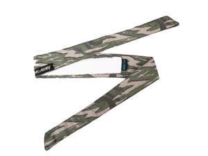 HK Army HostileWear Headband snakes - Olive/Tan