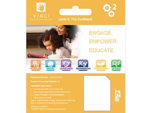 Vinci Lc2000  Sd Card For Vinci Tablet The Confident Level2