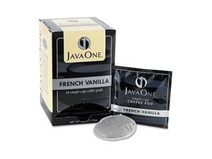 Coffee Pods French Vanilla Single Cup 14/Box