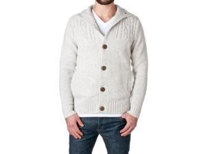 17b23cf89e90 D-LUX Men s Wool Blend Two-Pocket Cardigan