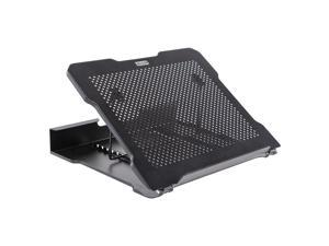 Allsop Adjustable Metal Laptop Stand, Black