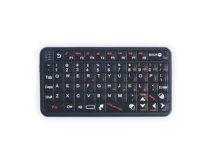 a9e4a85d0f2 Rii KS518 Rii518A R600 518KS 2.4GHz Wireless UK-layout Mini Keyboard ...